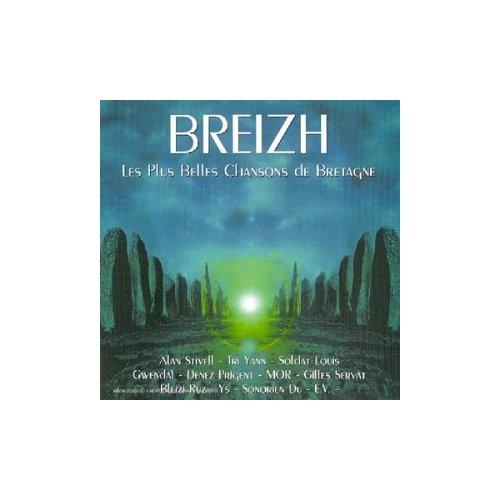 (Folk / Breizh) 1996 BREIZH Les plus belles chansons de bretagne - 1996, WMA, 128 kbps