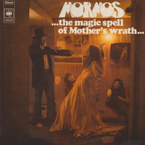 (Prog Folk) Mormos (ex-The Spoils of War) - 1972 ...The Magic Spell Of Mothers Wrath... - 1972 (Vinyl Rip), MP3, V3