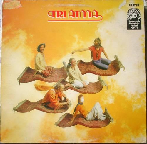 (Fusion, Indian Classical, Free Improvisation) Tri Atma - Tri Atma (Vinyl Rip) - 1979, MP3, 320 kbps